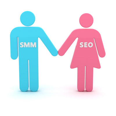 social media affects seo